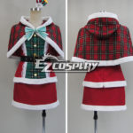 Ama vivi! UR Ayase Eli costume cosplay di Natale