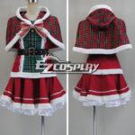 Love Live! UR Kousaka Honoka costume cosplay di Natale