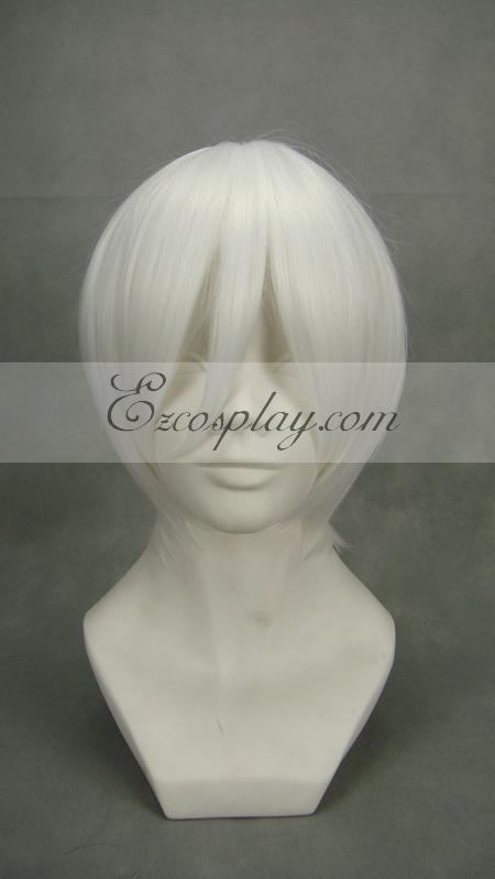 Costumi moda Ezcosplay Bleach Ichimaru Gin Silver White Cospay Costume 001V