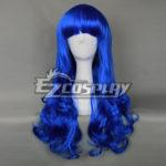 parrucca Giappone Harajuku Serie Dark Blue femminilità Cosplay – RL032
