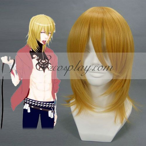 Costumi moda Ezcosplay DuRaRaRa Shizuo Heiwajima Brown Cosplay-008B