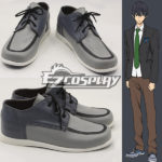 Libera! Haruka Nanase scuola uniforme Cosplay Shoes