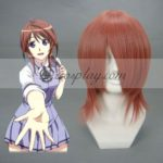 Nabari Shimizu Raikou Arancione Cosplay-015B