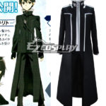 Sword Art Online (Extra Edition) costume cosplay Kirito