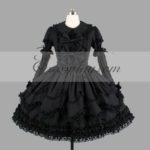 nero Gothic Lolita Dress -LTFS0112