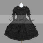 nero Gothic Lolita Dress -LTFS0114