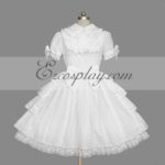 Bianco Gothic Lolita Dress -LTFS0115