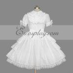 Bianco Gothic Lolita Dress -LTFS0115