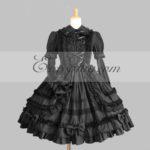 nero Gothic Lolita Dress -LTFS0118