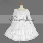 Bianco Gothic Lolita Dress -LTFS0119