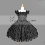 nero Gothic Lolita Dress -LTFS0129