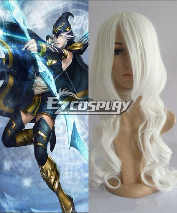 Costumi Fashion Ezcosplay League of Legends Ashe Cosplay