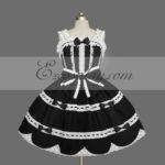 nero Gothic Lolita Dress -LTFS0132