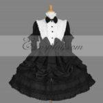 nero Gothic Lolita Dress -LTFS0136