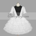 Bianco Gothic Lolita Dress -LTFS0140