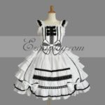 Bianco Gothic Lolita Dress -LTFS0141