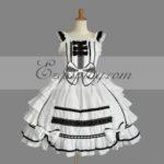 Bianco Gothic Lolita Dress -LTFS0141