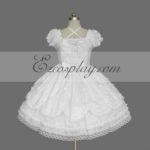 Bianco Gothic Lolita Dress -LTFS0145