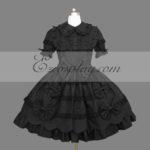 nero Gothic Lolita Dress -LTFS0147