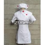 Super Sonico costume cosplay dell'infermiera di Sonic