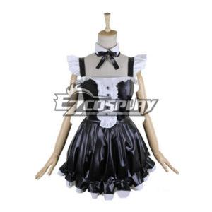 Costumi Fashion Ezcosplay Super Sonico cameriera maidservan Cosplay
