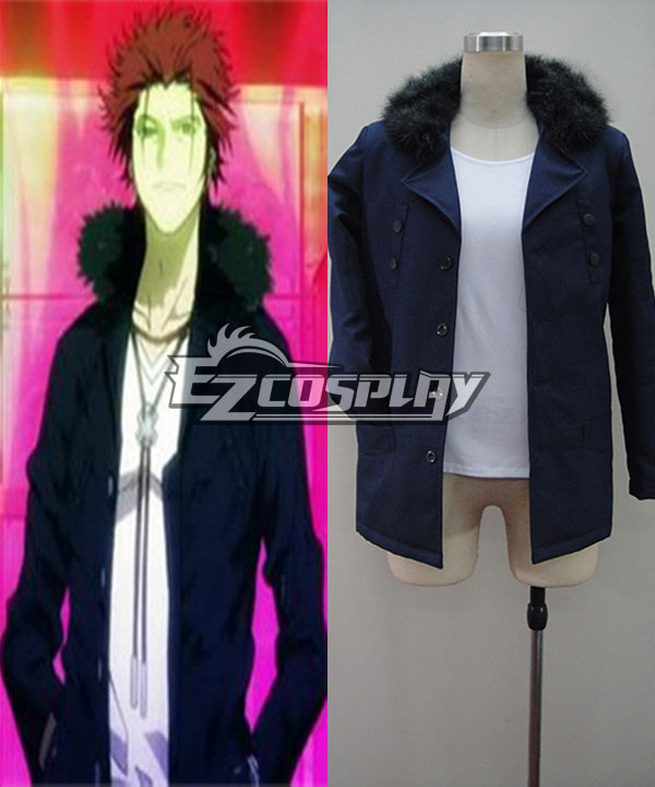 Costumi Fashion Ezcosplay K Anime Cosplay Suoh Mikoto costume