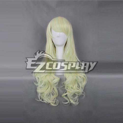 Costumi moda Ezcosplay parrucca Giappone Harajuku Light Series Giallo femminilità Cosplay - RL028