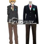 Libera! Costume cosplay Nagisa Hazuki scuola uniforme