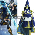 League of Legends Ashe il costume cosplay Archer gelo Classic