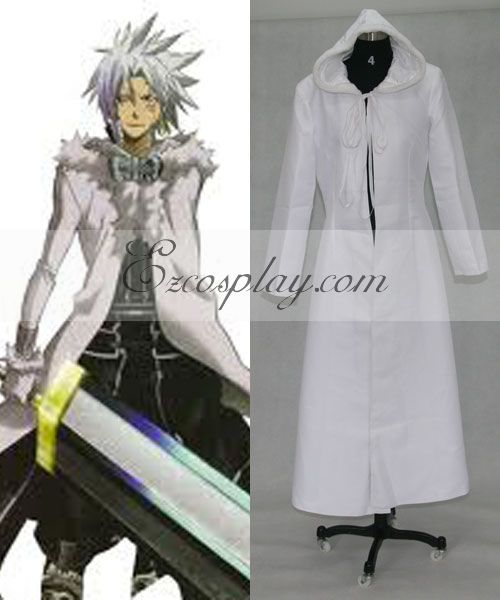 Costumi Fashion Ezcosplay Allen walker Corona pagliaccio cosplay Coat