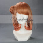 AMNESIA Heroine Red Brown Cosplay-264B