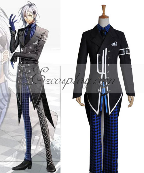 Costumes Fashion Ezcosplay AMNESIA costume cosplay Ikki