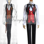 AMNESIA Ikki Lavorare costume cosplay Uniform