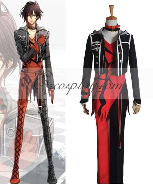 Costumes Fashion Ezcosplay AMNESIA costume cosplay Shin