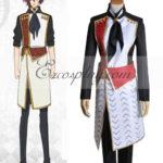AMNESIA Shin Lavorare costume cosplay Uniform