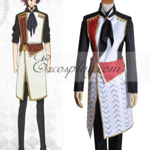 Costumi Fashion Ezcosplay AMNESIA Shin Lavorare costume cosplay Uniform