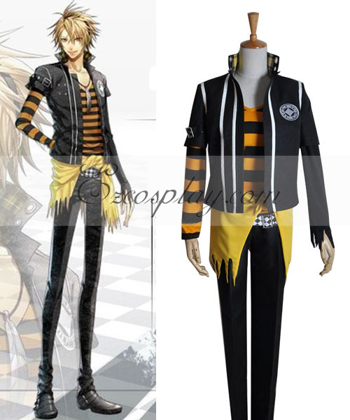 Costumes Fashion Ezcosplay AMNESIA costume cosplay Toma