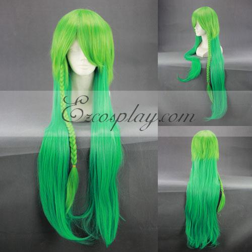 Costumi moda Ezcosplay Amnesia Ukyo Verde Shades Cosplay-267AB