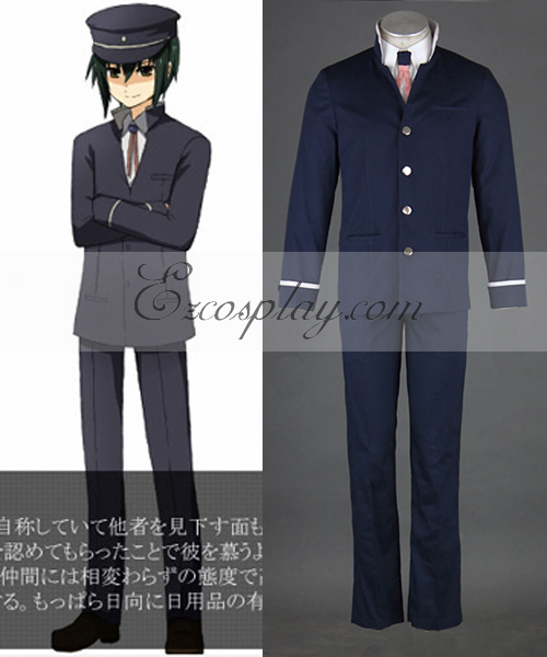 Costumes Fashion Ezcosplay angelo batte! Ayato costume cosplay Naoi