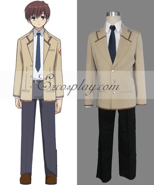 Costumes Fashion Ezcosplay angelo batte! Otonashi Yuzuru costume cosplay