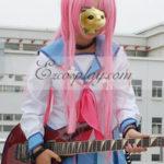 angelo batte! Yui parrucca