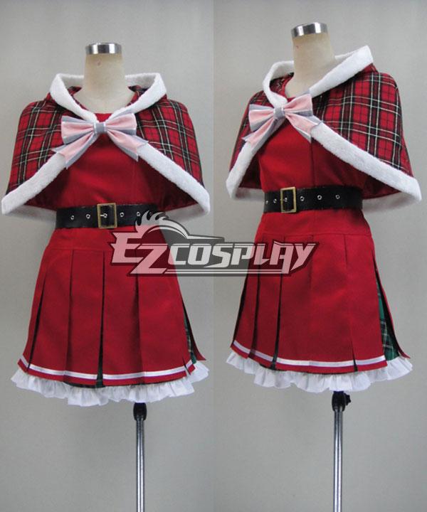 Costumes Fashion Ezcosplay Ama vivi! UR Yazawa Niko costume cosplay di Natale