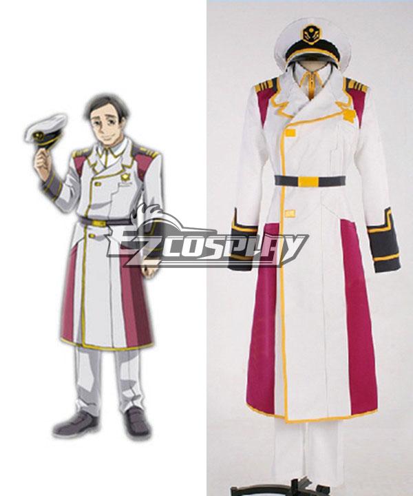 Costumi Fashion Ezcosplay BUDDY COMPLESSO KUNAMITSU costume cosplay Gengo
