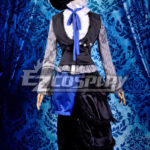 Nero Bulter Ciel scuro Circo Costume uniforme di Cosplay
