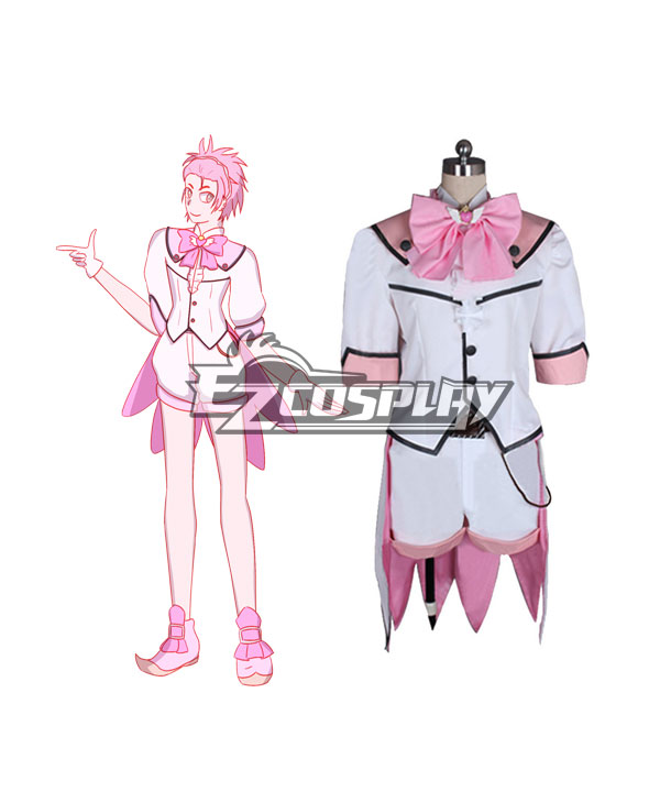 Costumes Fashion Ezcosplay Carino difesa alta Terra Club Amore! Ryuu costume cosplay Zaou
