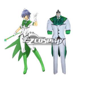 Costumes Fashion Ezcosplay Carino difesa alta Terra Club Amore! Atsushi costume cosplay Kinugawa