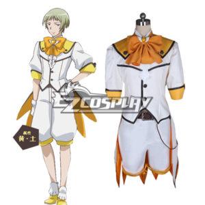 Costumes Fashion Ezcosplay Carino difesa alta Terra Club Amore! Io costume cosplay Naruko