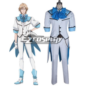 Costumes Fashion Ezcosplay Carino difesa alta Terra Club Amore! En costume cosplay Yufuin