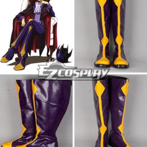 Costumi Fashion Ezcosplay Code Geass Lelouch Zero Cosplay Boots