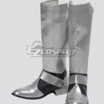 Calzature Fate Stay Night Saber d'argento Cosplay Boots